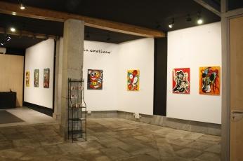 Exposición Exoticae Edu Locomotoro (Copyright 2016)