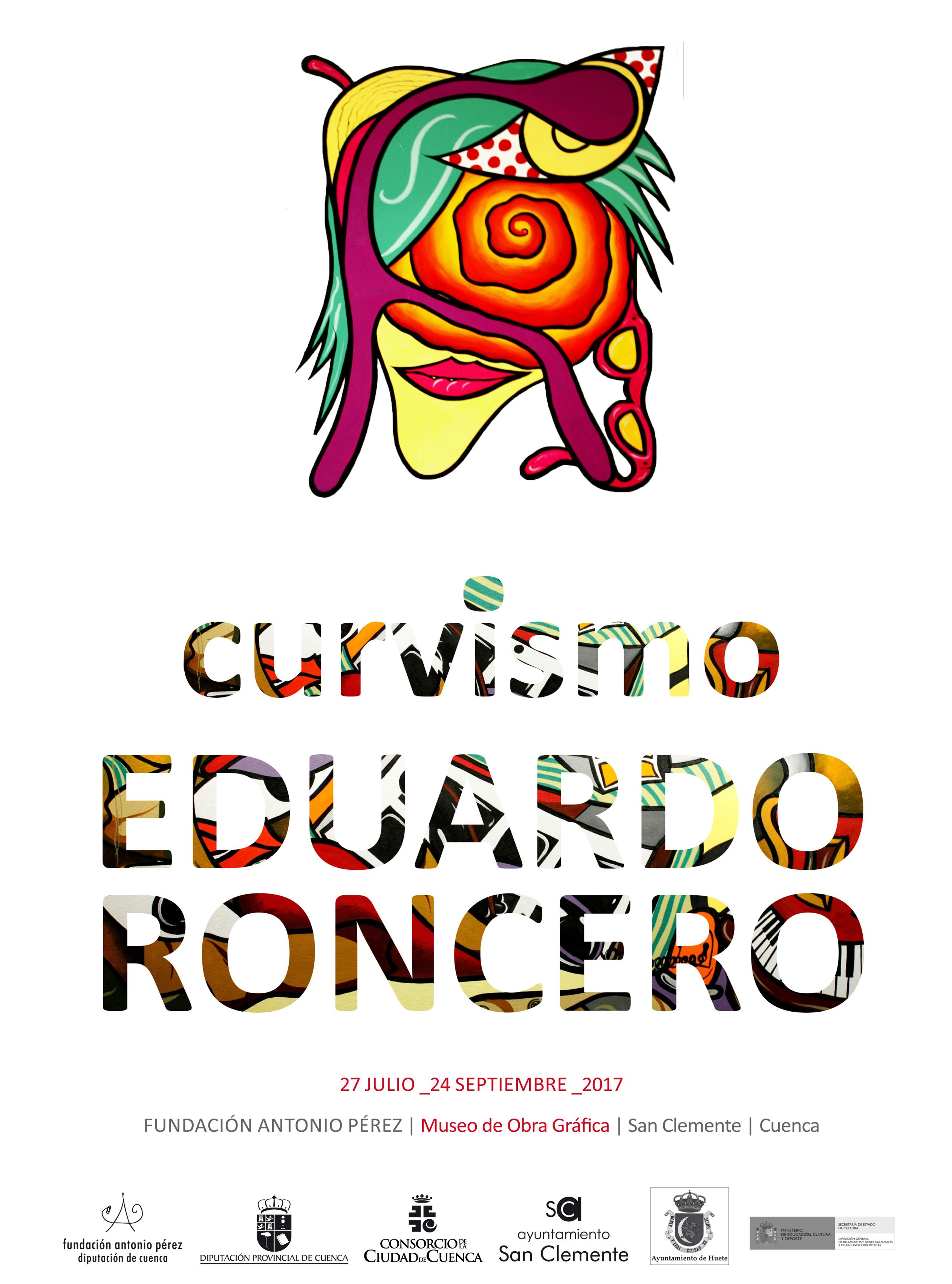 Eduardo roncero, Eduardo roncero art, edu locomotoro, curvismo