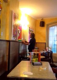 Exposición Café Madrid. E.Roncero (Copyright 2017)